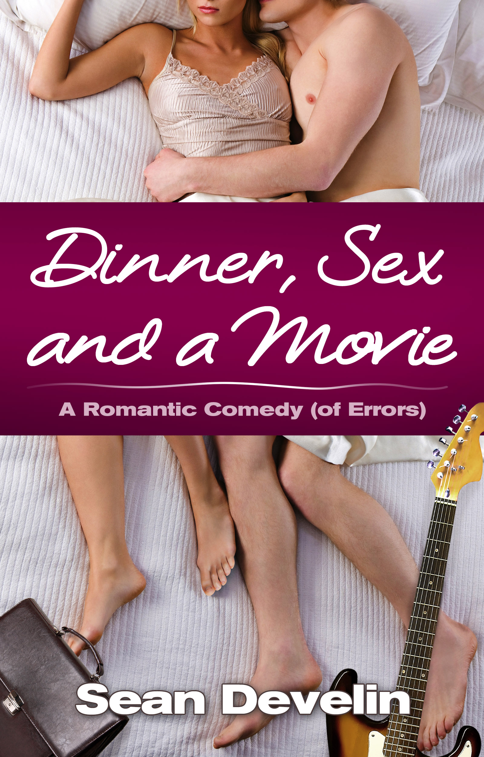 Dinner, Sex and a Movie_ebook